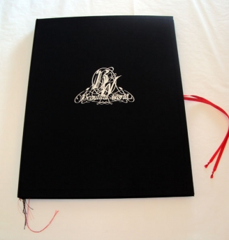 Front cover (silver embossed)